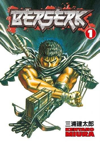 Berserk Vol 1 cover