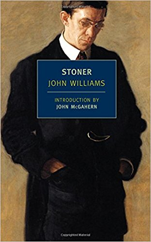 Stoner book cover by John Williams