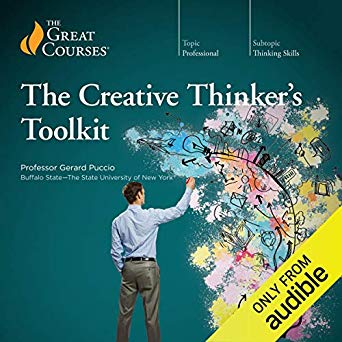 Cover of The Creative Thinkers Toolkit