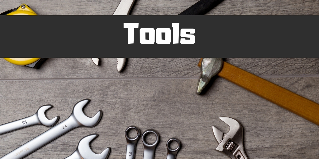 Tools, Apps, Resources