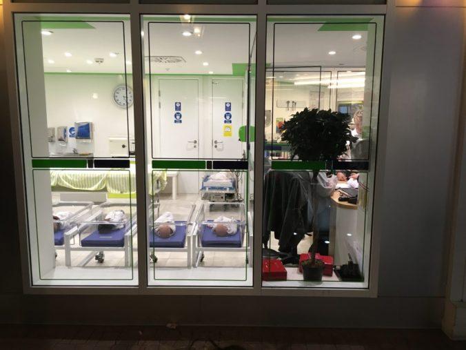 Special Care Baby Unit Kidzania London Westfield