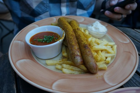 currywürst