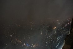 View from the 86th floor observation deck
