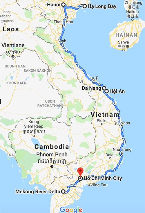 One-Week Vietnam Itinerary | Away from Origin: Origins Redefined