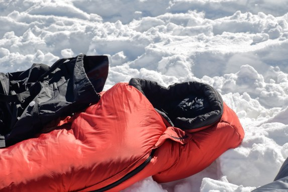 The G490x is an extreme expedition bag with comfort at - 21.4.