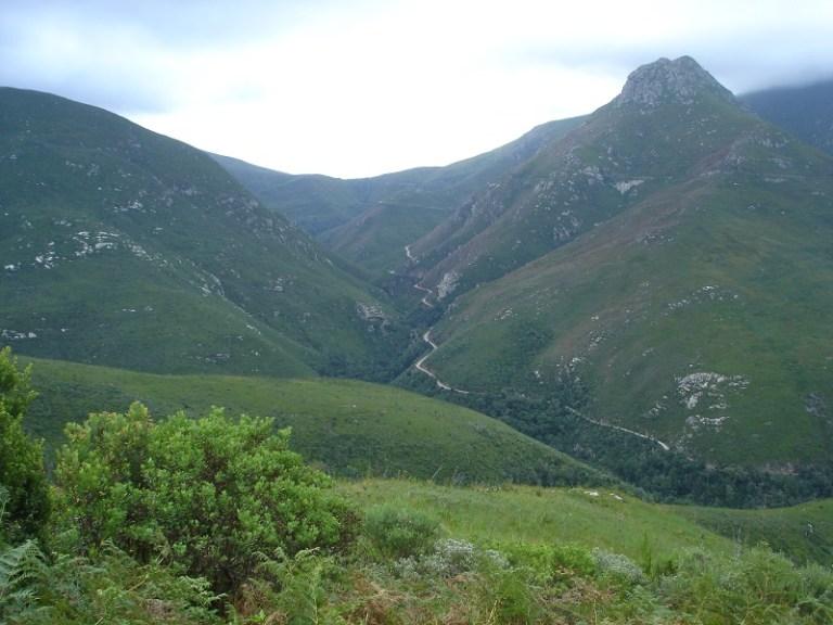 Südafrika Outeniqua Pass @awayonwheels