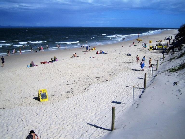 Daytrips Brisbane_Bribie Island Woorim Beach