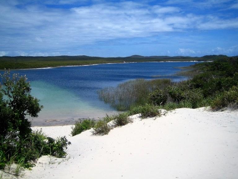 Daytrips Brisbane_Blaue Lagune Moreton Island