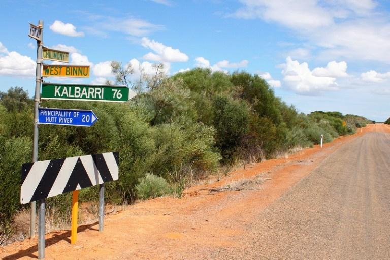 Westaustralien Roadtrip Perth Exmouth Hutt River
