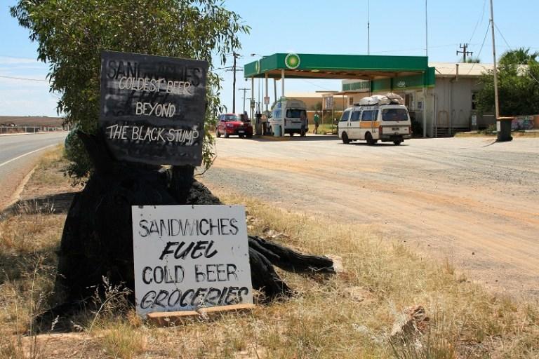 Westaustralien Roadtrip Perth Exmouth Binnu Roadhouse
