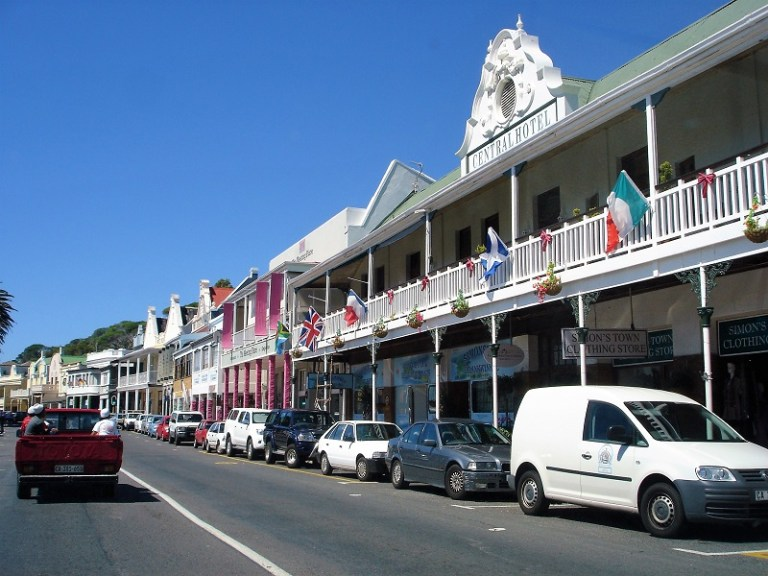 Kapstadt Highlights Simon's Town