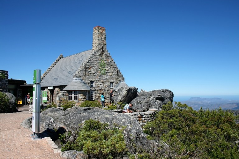 Kapstadt Highlights Tafelberg Cafe