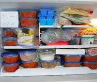 harvest continues: what's in your freezer?
