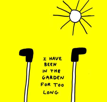 garden cartoon by andre jordan