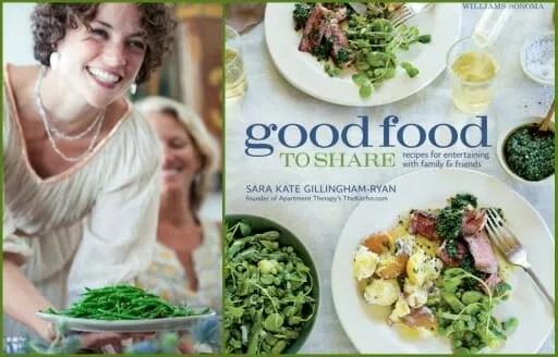 sara kate cookbook