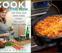 giveaway: 'cook this now' + carroty mac & cheese