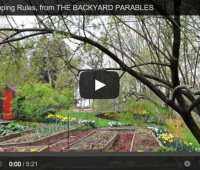 Seed Shopping Rules video by Margaret Roach