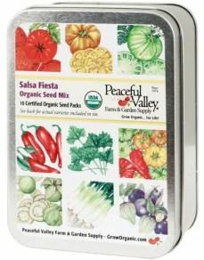 salsa seed kit