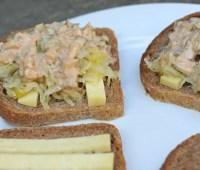 gardeners' incentive: vegetarian reuben sandwich