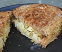 vegetarian reuben sandwich