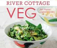 'river cottage veg' cookbook, and recipe for macaroni peas