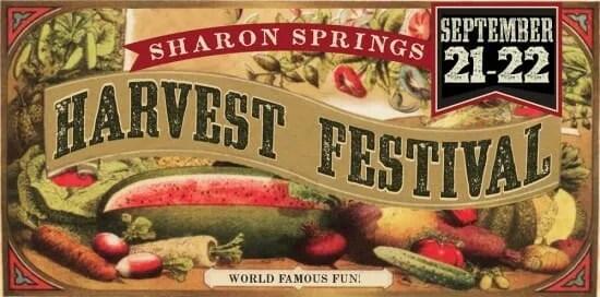 Sharon Springs Harvest Festival