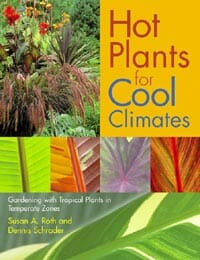 Hot Plants for Cool Climates book cover