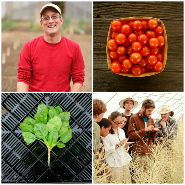 Tom Stearns of High Mowing, tour of hoophouse, and more