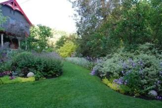 Margaret Roach front garden, May-June