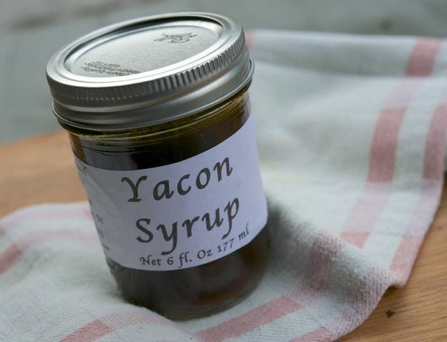 YACON syrup from Peace Seedlings