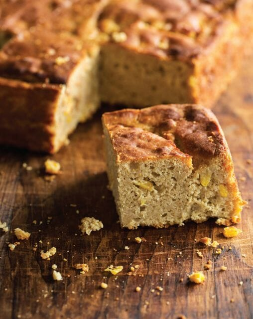 BREV Gluten-Free Sprouted Corn Bread with Teff image p 121