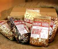 rancho gordo beans and spices