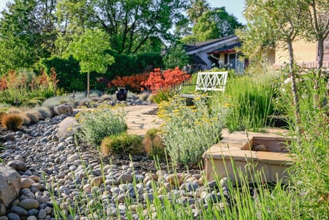Landscape Of Garden Developing a signature garden style even in a small space with i dont have a small yard but i nevertheless sat down with a new book called the less is more garden by landscape designer susan morrison and came away workwithnaturefo