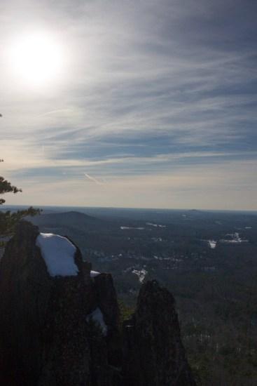 King's Pinnacle, Crowder's Mountain