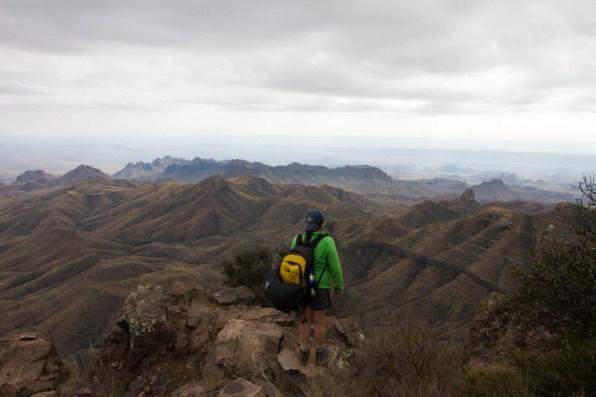 Chisos Basin Hike