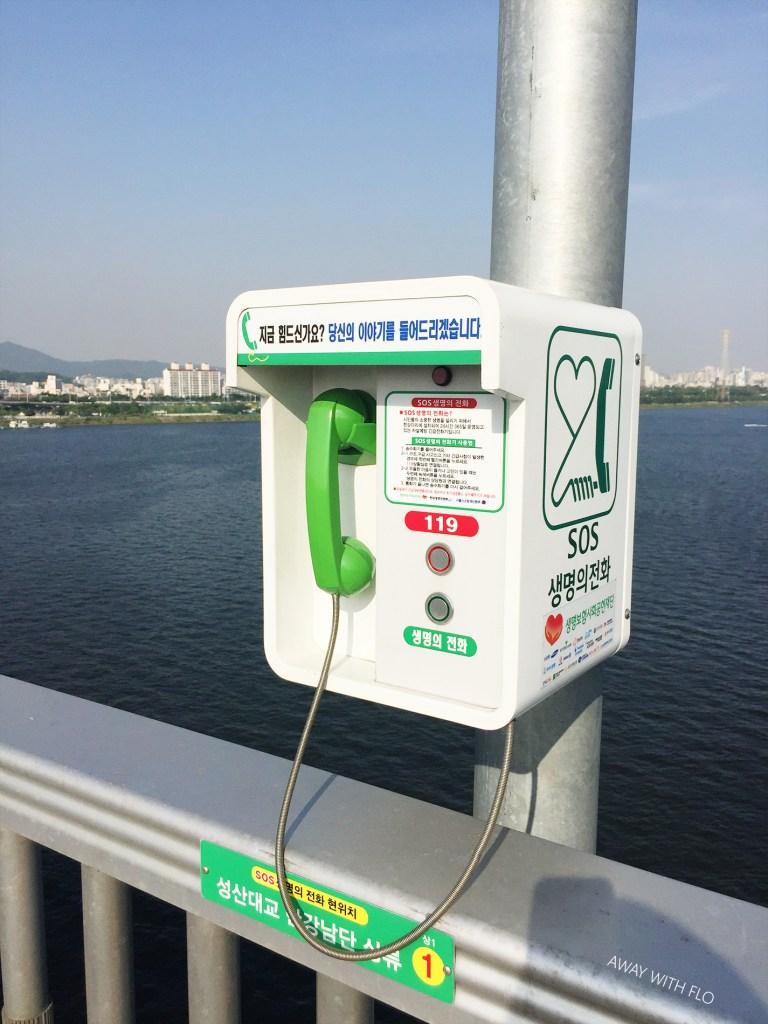 Lifeline, Seongsan Bridge