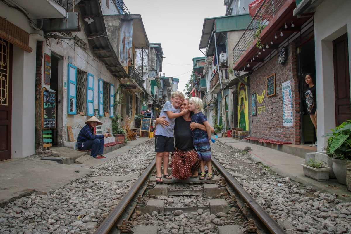 Family travel in Vietnam is a great place to start in Asia.