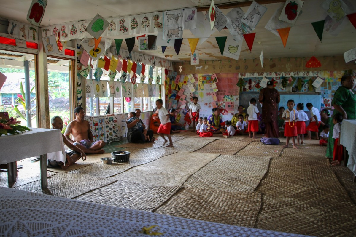 Kava ceremony; highlights of Samoa