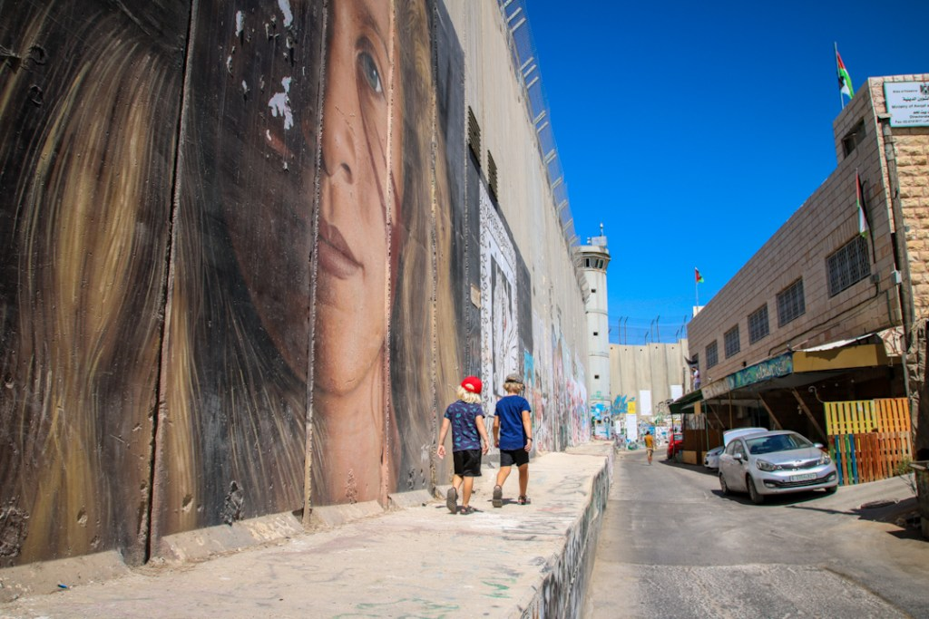 Visiting Palestine with kids