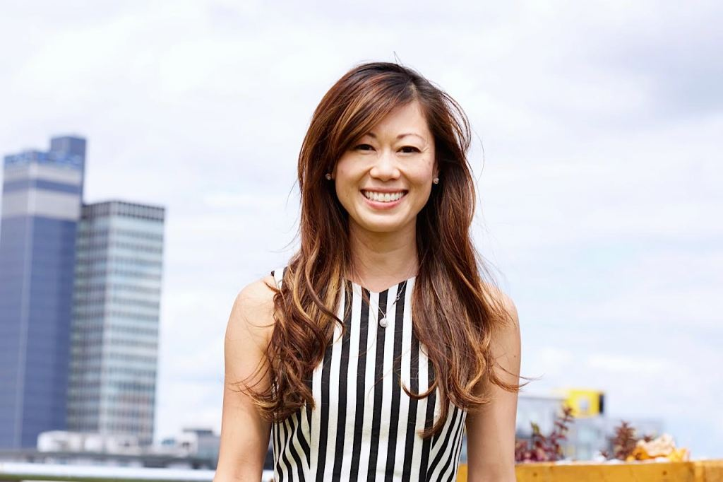 Michelle Hua of MadeWithGlove
