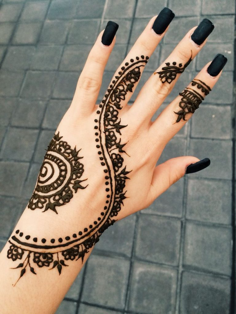 100 Latest Beautiful Mehndi Design 2019