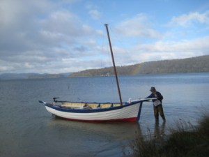 La Chaloupe – The Mystery of a Lost Boat