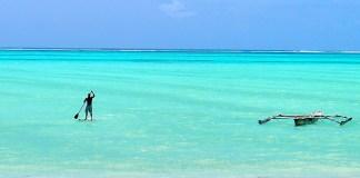 Пляжи на Занзибаре, Танзания