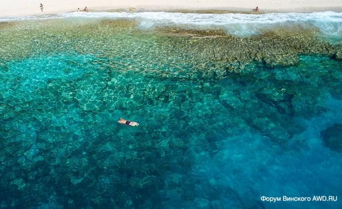 Пляж Петани