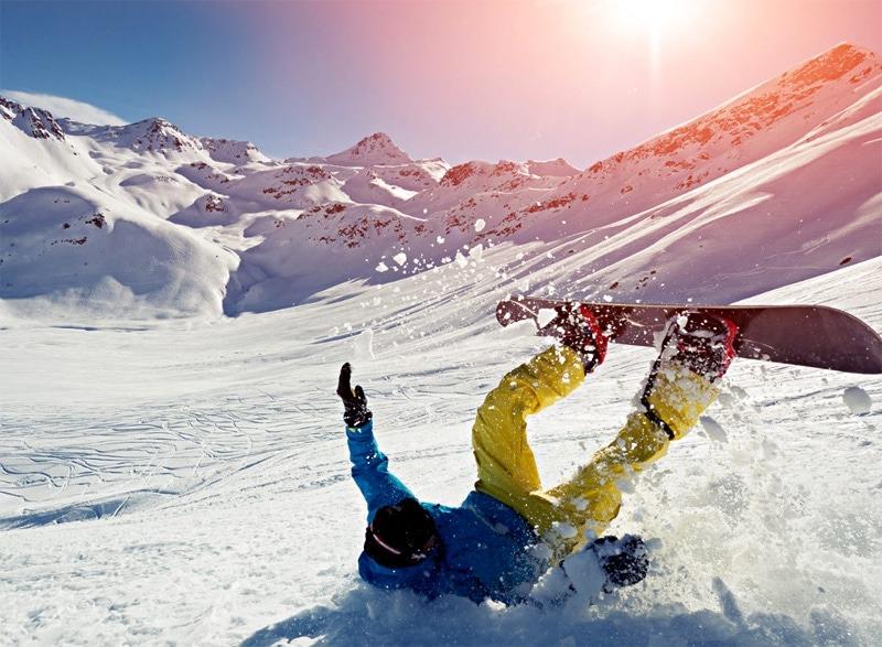 Учимся кататься на сноуборде самостоятельно