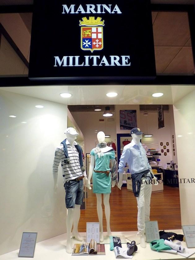Шоппинг в Бари Италия