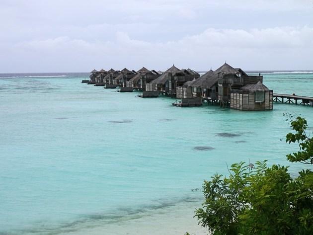 Отель на Мальдивах