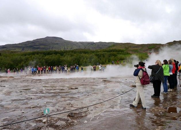 Исландия на Хаммере H2