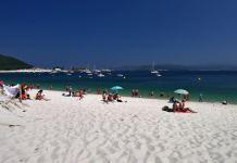 Острова Сиес Испания