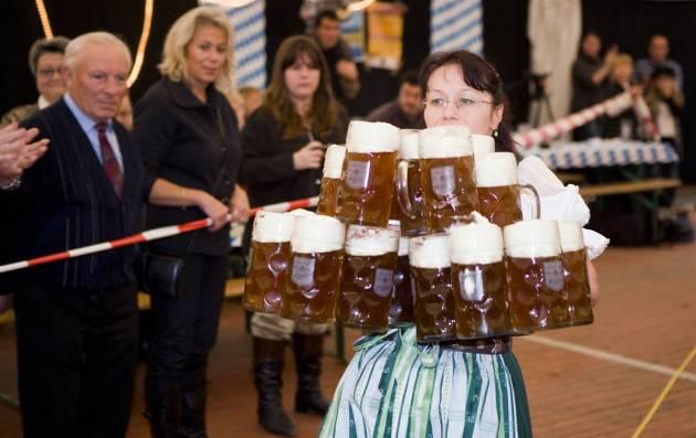 Октоберфест Мюнхен отзывы